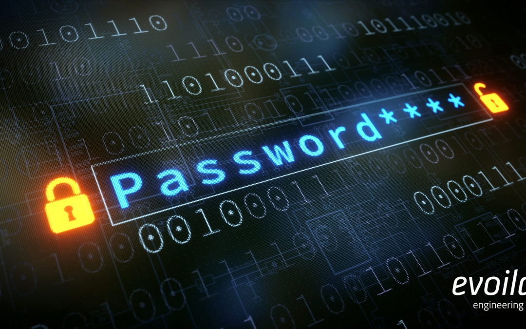 How much is my password?
