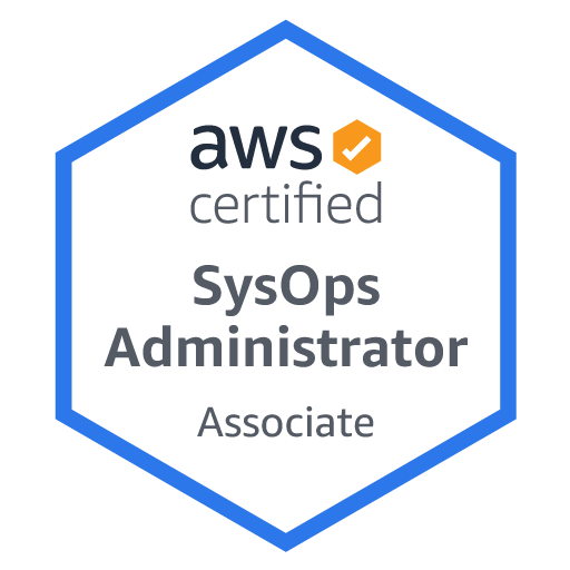 AWS Certified Sysops-Administrator Associate