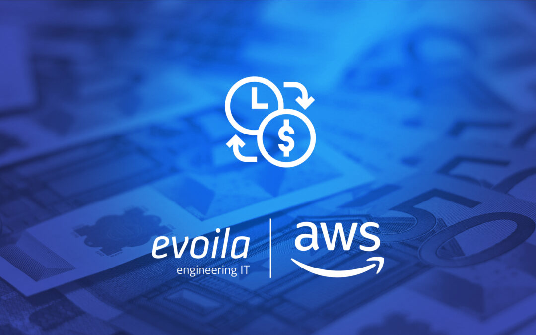 Leveraging the AWS pay-as-you-go-model in the traditional environment of network device management systems